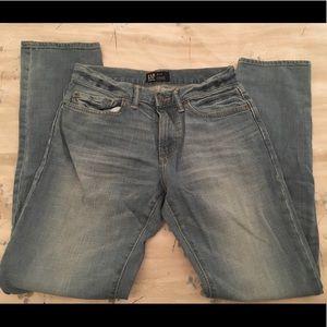 GAP Slim/Straight Jeans, 29x32, Like New